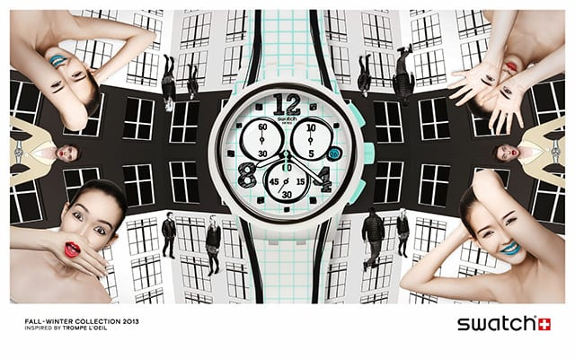 Jennifer Koch - Swatch, Spring Summer 2014 - 1