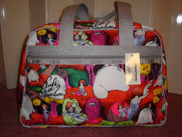 fafi for lesportsac 1