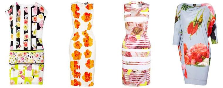 10 chiếc váy hoa tuyệt đẹp dành cho mùa xuân này