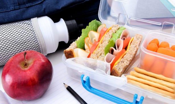 Bạn đã biết cách đóng gói bữa ăn trưa đúng cách?