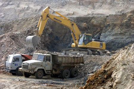 Khai thác khoáng sản ở Lào Cai