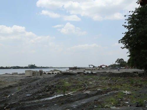 Hàng loạt sai phạm môi trường trong dự án Lấp sông Đồng Nai