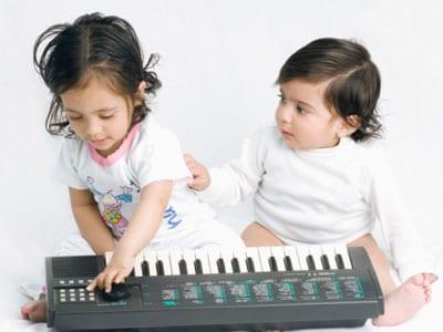 Âm nhạc cho trẻ