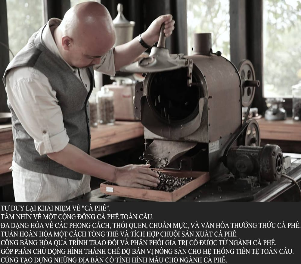 7 sáng kiến trọng yếu cho ngành cà phê toàn cầu