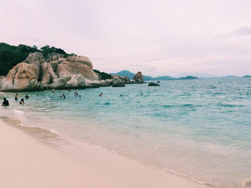 Biển Bình Hưng- Photographer Phuong Lion