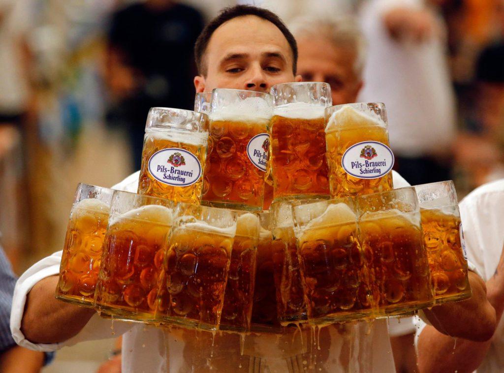 nghe thuat uong bia