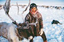 nguoi eskimo khoe manh