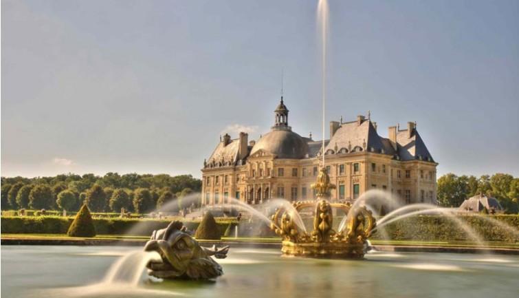 Fontainebleau – Báu vật bị lãng quên   Du lịch châu Âu (tiếp)