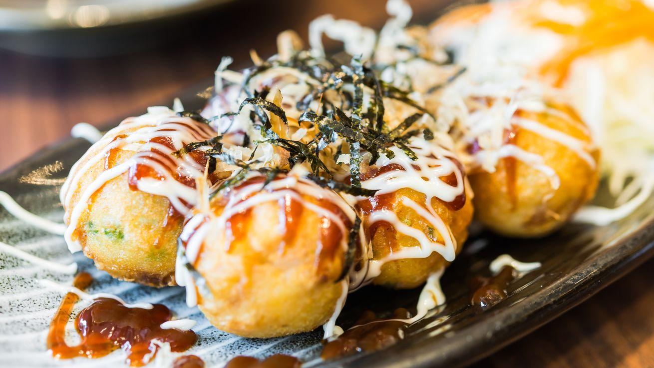 Một vòng ẩm thực tại 4 thành phố du lịch phổ biến Nhật Bản