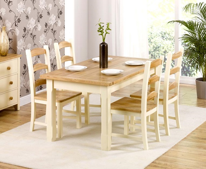 chỗ nào bán bàn ăn bằng gỗ cao cấp