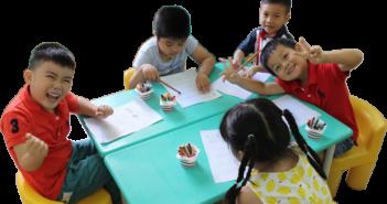 Tìm chỗ dạy trẻ mầm non kỹ năng
