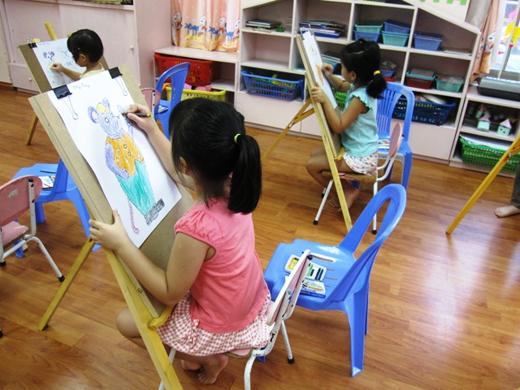 Tìm chỗ dạy trẻ mầm non kỹ năng sống tốt