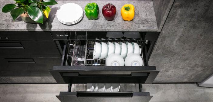 Những lợi ích của máy sấy chén đĩa