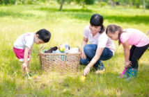 trường mẫu giáo tốt quận 1 cho trẻ khám phá thiên nhiên