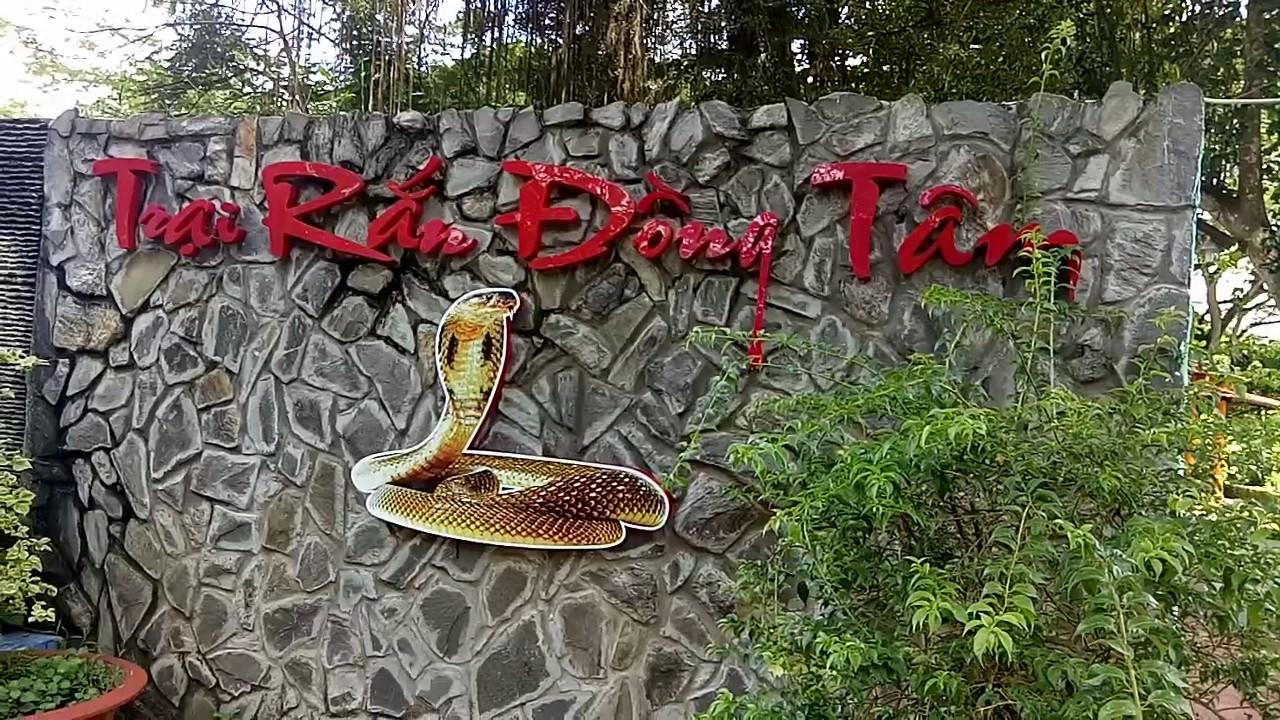 Dong Tam Snake Park