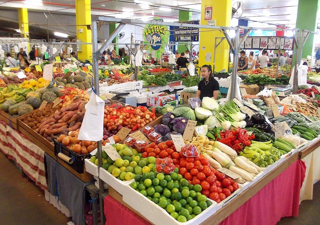 Rusty's Farmer's Market