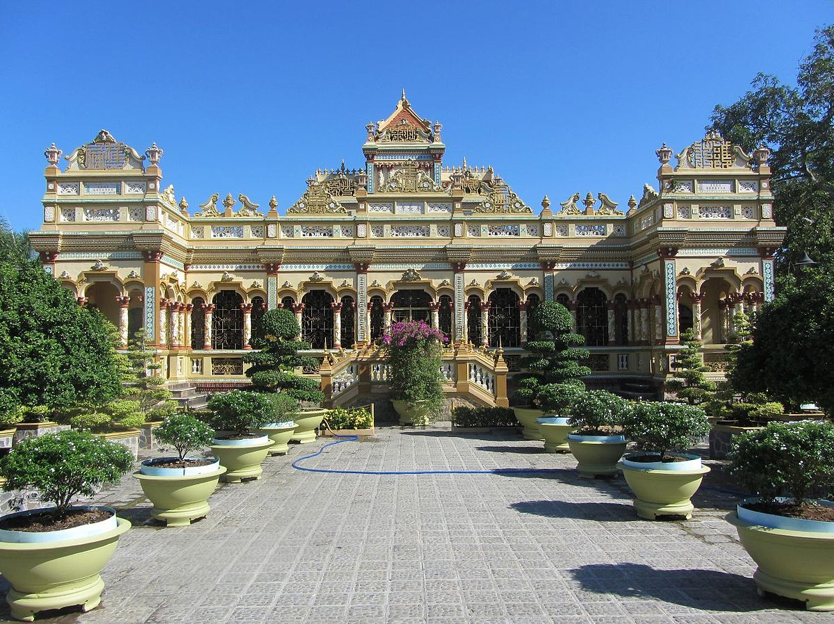 Vinh Triang Temple