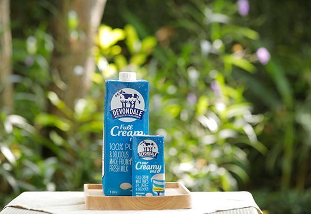 hãng sữa tươi Úc giá rẻ ngon nhất