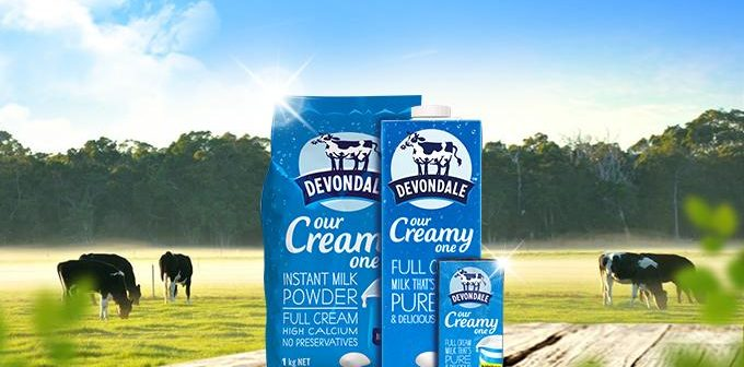 Hãng sữa tươi nguyên kem giá rẻ an toàn cho trẻ