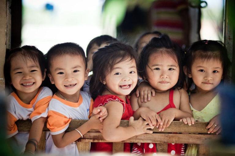 Các trường mẫu giáo ở quận 1 dạy bé kỹ năng sống cần thiết