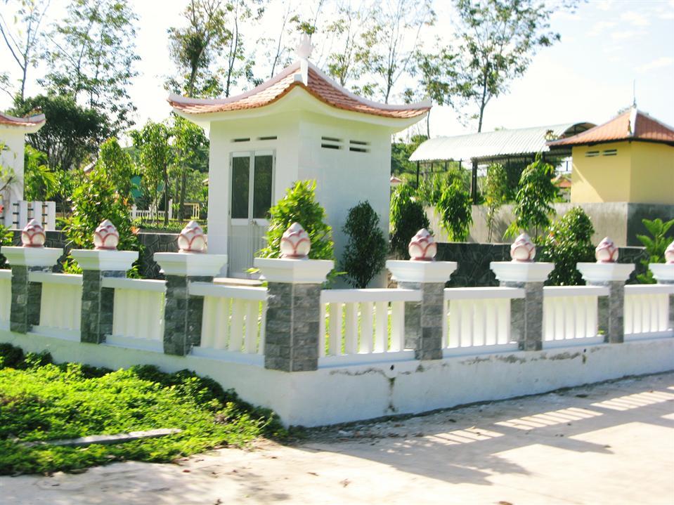 đất nghĩa trang 1