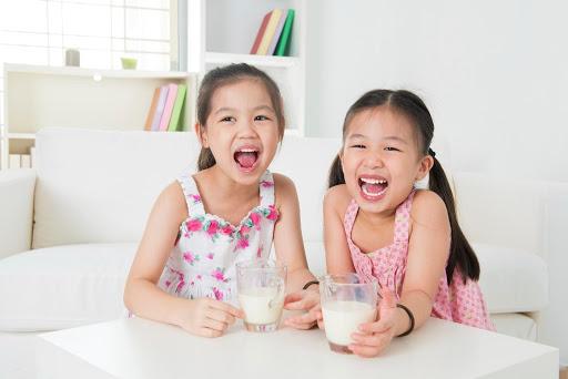 Hãng sữa tươi giá rẻ cho trẻ