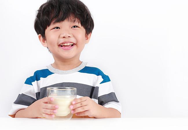Hãng sữa tươi ngon nhất cho bé