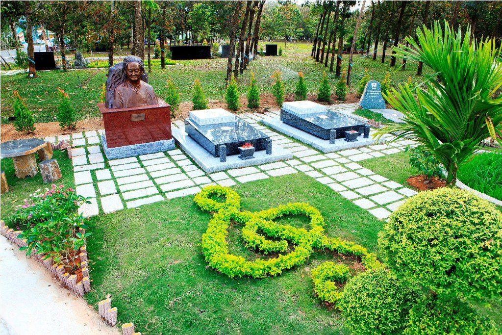 công viên nghĩa trang bình dương 4