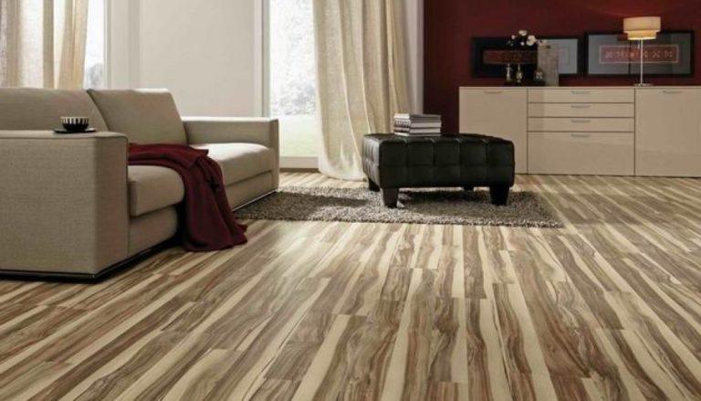 Showroom ván sàn gỗ chống ẩm