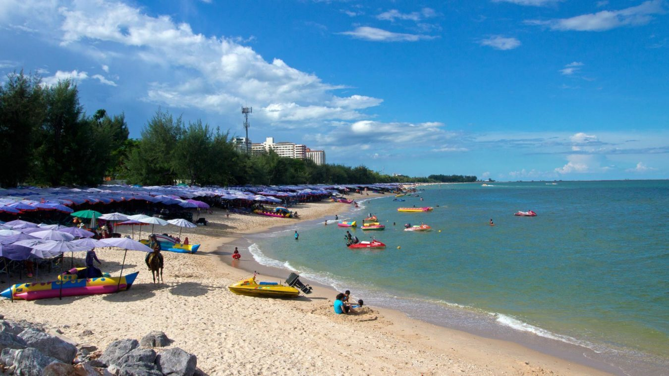 biển Hua Hin Thái Lan