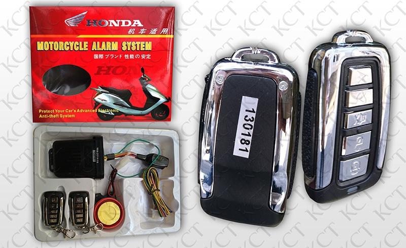 thiết bị khóa chống trộm cho xe máy