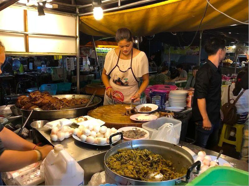 Khao Kha Moo Chiang Mai