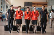 hình ảnh cách trở thành tiếp viên hàng không
