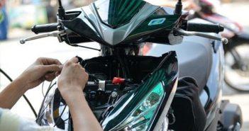 lắp smartkey honda cho airblade