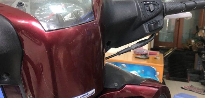 smartkey honda cho xe vision