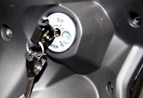 ổ khóa cơ cho xe máy