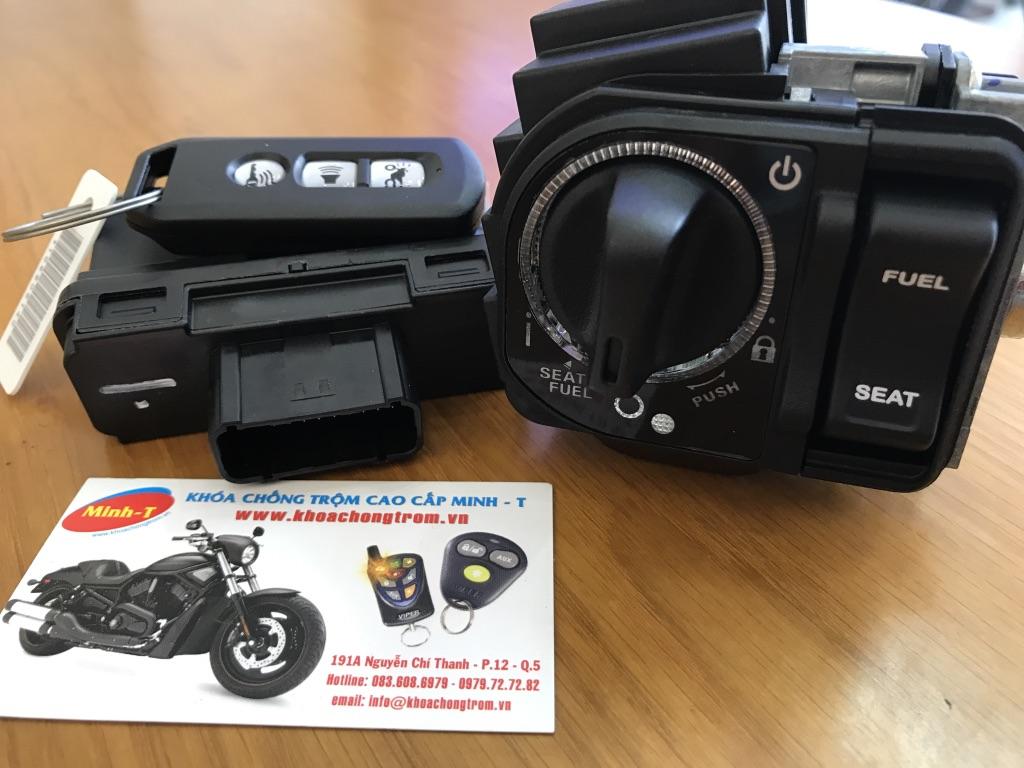 Những lưu ý khi lắp đặt Smartkey Honda cho xe máy