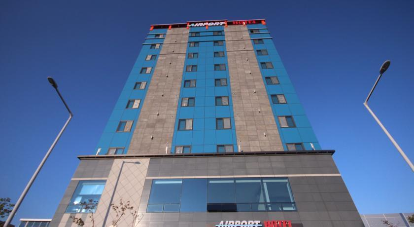 khách sạn Airport Hotel Busan