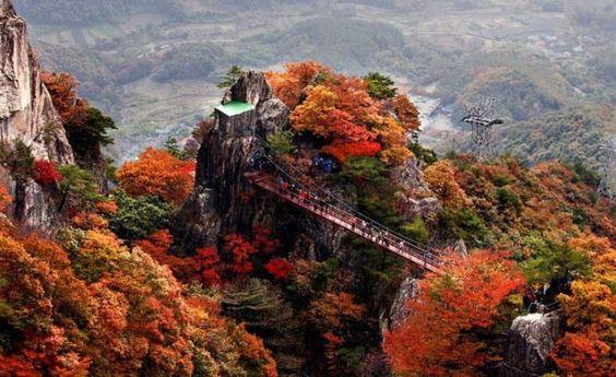 Núi Seoraksan Seoul Hàn Quốc