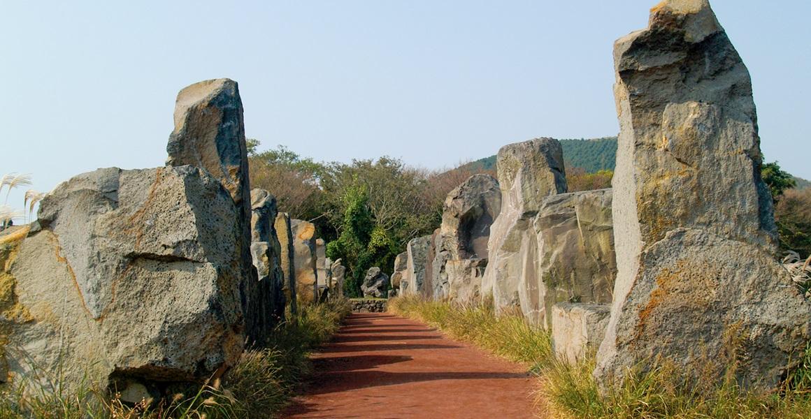 Công viên đá Jeju