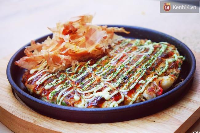 ăn gì ở Tokyo