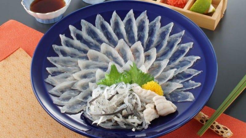 Món ăn ngon Osaka nhật bản