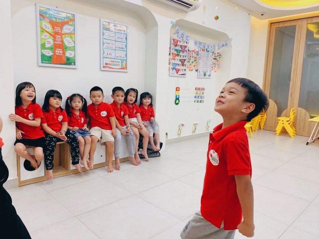 giáo dục cảm xúc cho trẻ