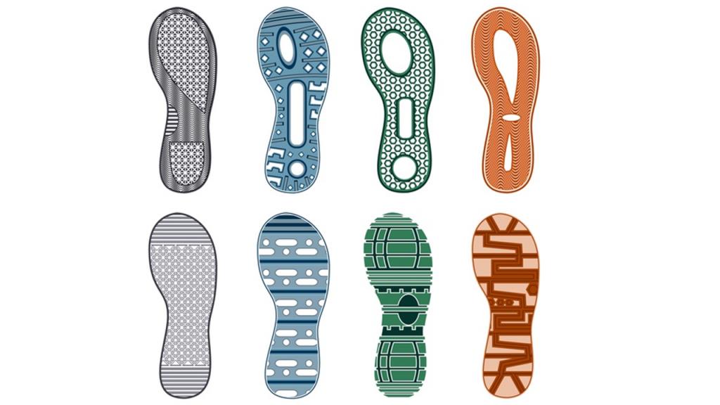 Các loại đế giày chạy bộ