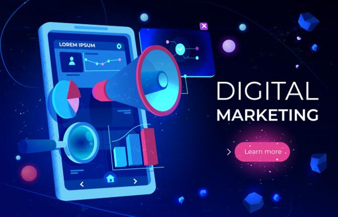 Digital marketing đang là ngành hot