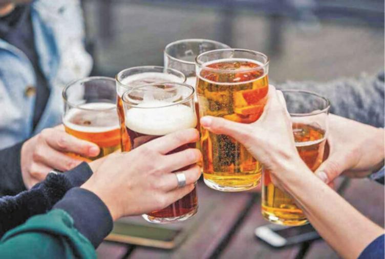 nước uống giải rượu bia tốt nhất