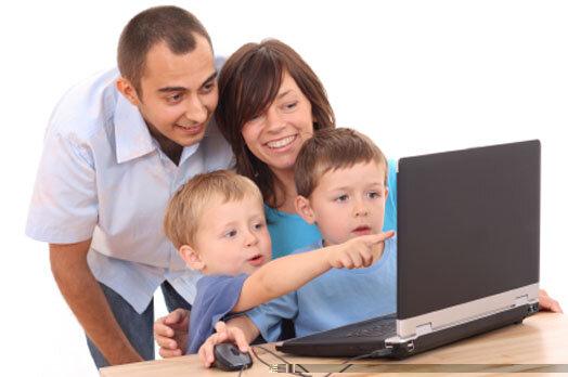 máy tính cho gia đình