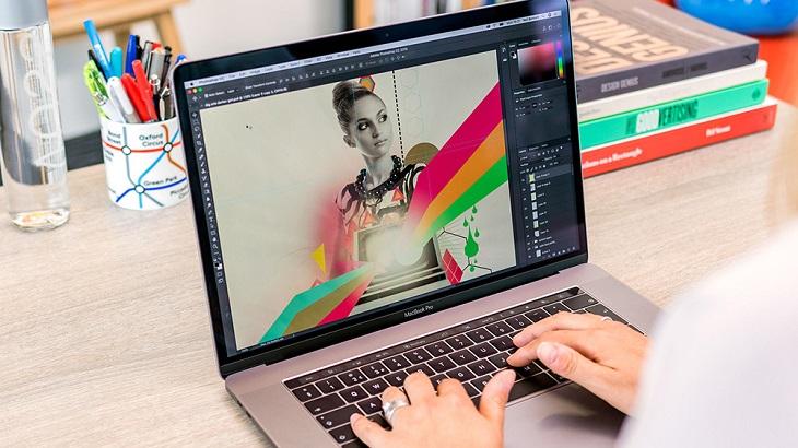 laptop chuyên thiết kế đa phương tiện