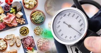 thực phẩm tăng huyết áp