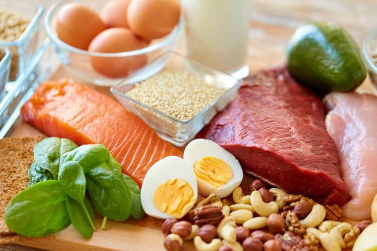 Người tập gym cần bổ sung protein như thế nào để đủ hàm lượng của một ngày